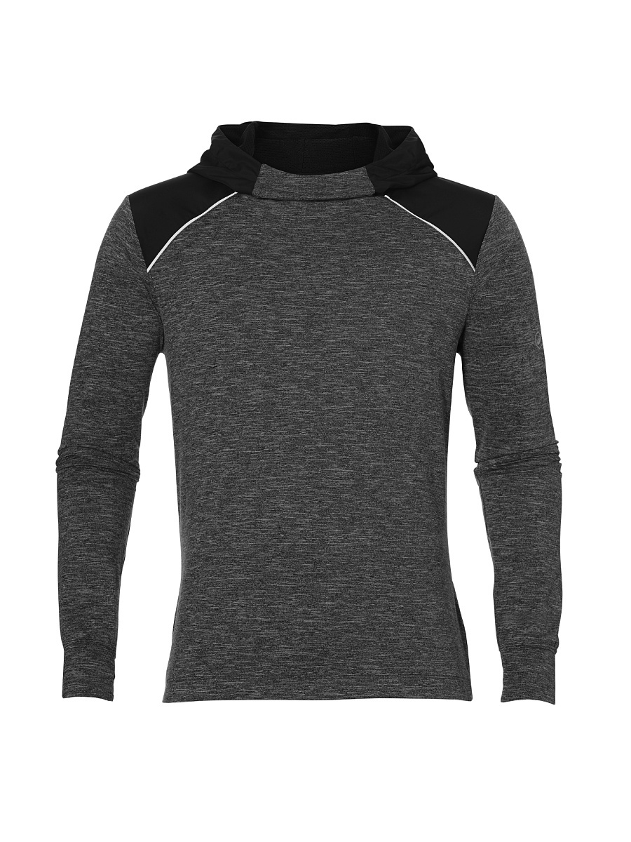 Asics Толстовка Thermopolis Hoodie M - Dark Grey Heather
