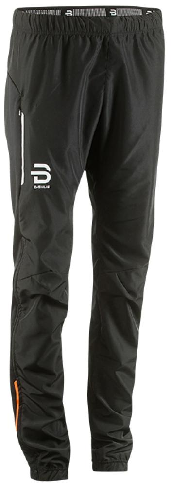 Брюки беговые Bjorn Daehlie 2018-19 Pants Winner 2.0 W - Black
