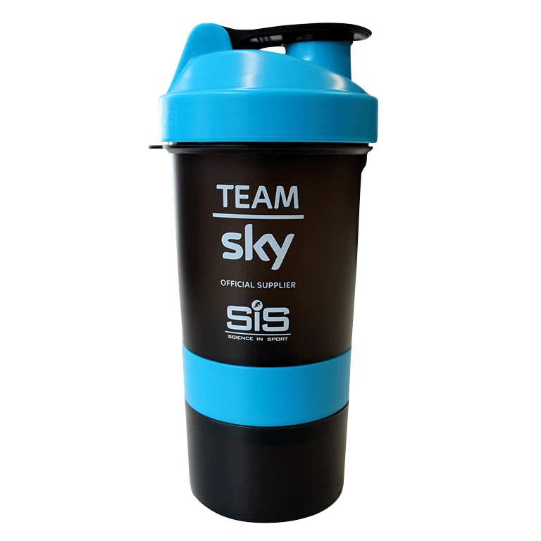 SiS Smart Shaker Blue-Black 600 ml