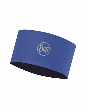 Buff Повязка BUFF UV HEADBAND R-SOLID CAPE BLUE