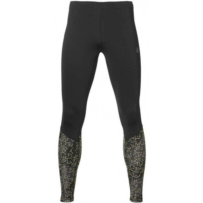 Asics Тайтсы Race Tight M - Lite Stripe / Performance Black