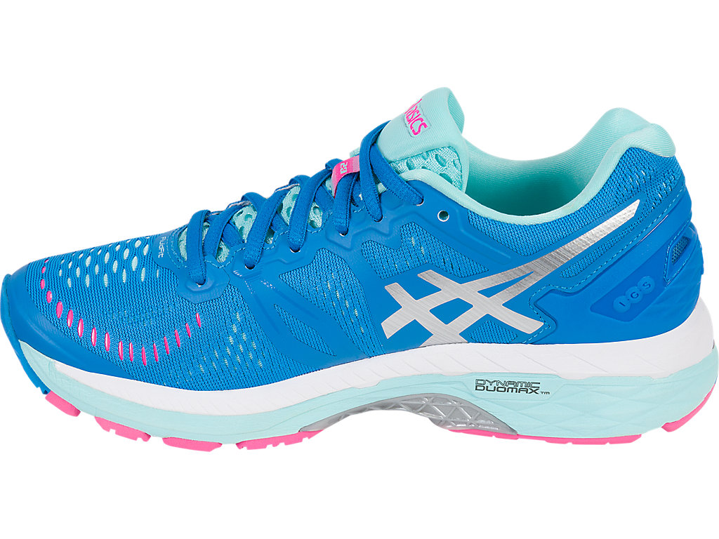 Asics GEL-KAYANO 23 W - Diva Blue / Silver / Aqua Splash