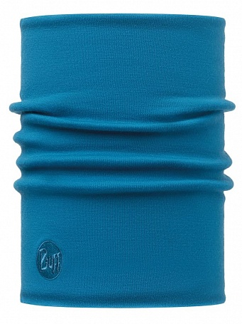 Buff Бандана BUFF MERINO WOOL THERMAL SOLIID OCEAN
