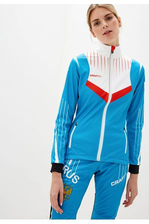 Куртка CRAFT Warm 3.0 W - White/Blue/Red