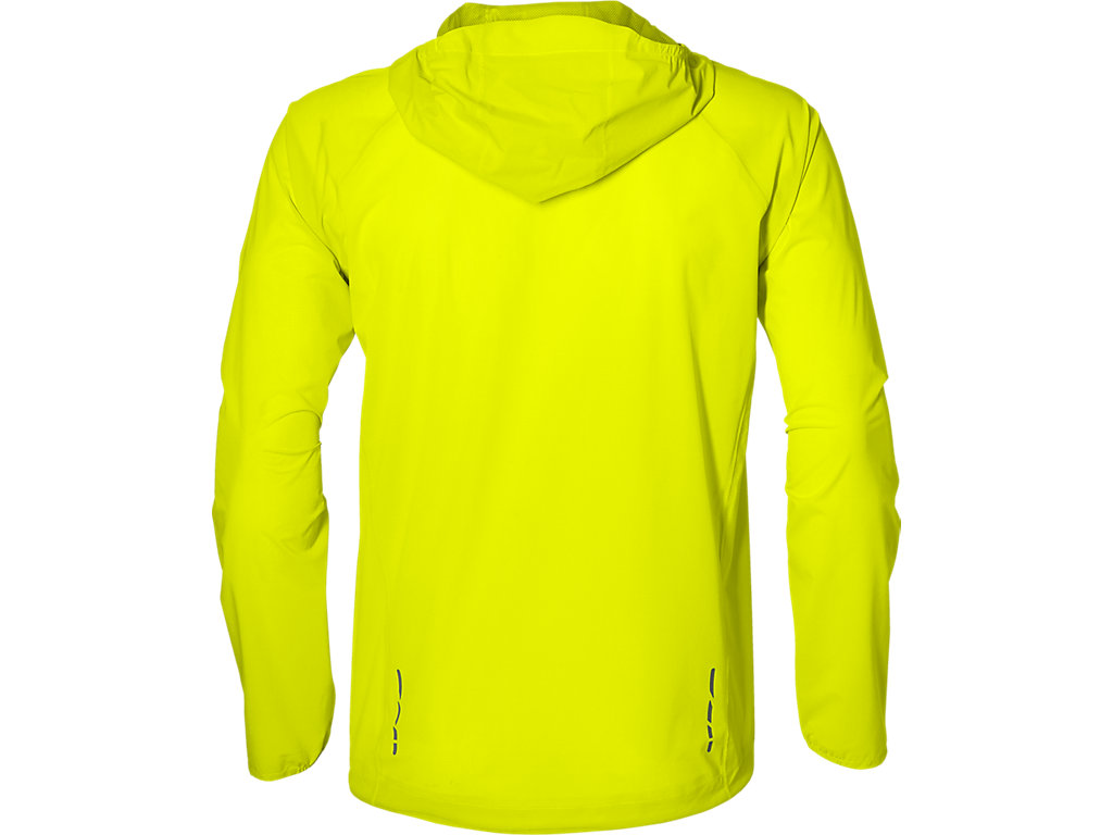 Asics Куртка WaterProof Jacket M  - Safety Yellow