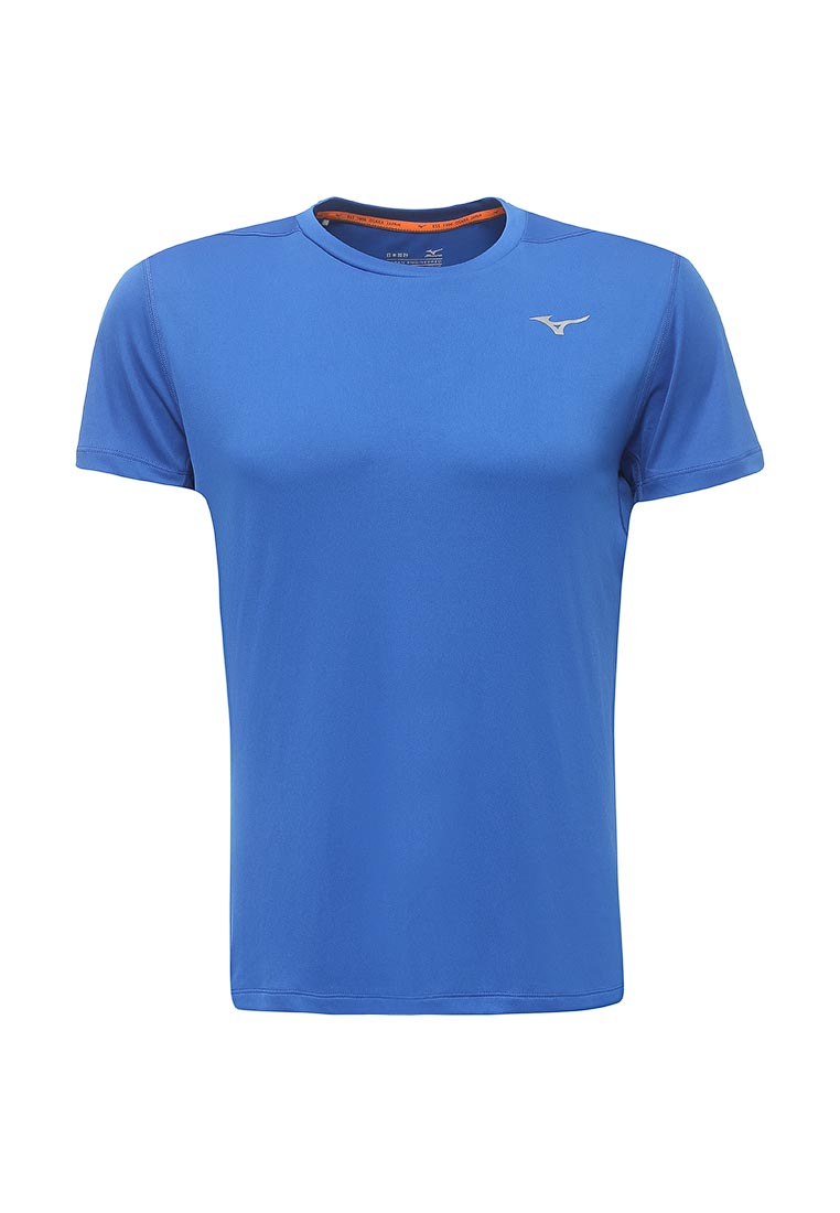 Mizuno Футболка Core Tee M - Nautical Blue