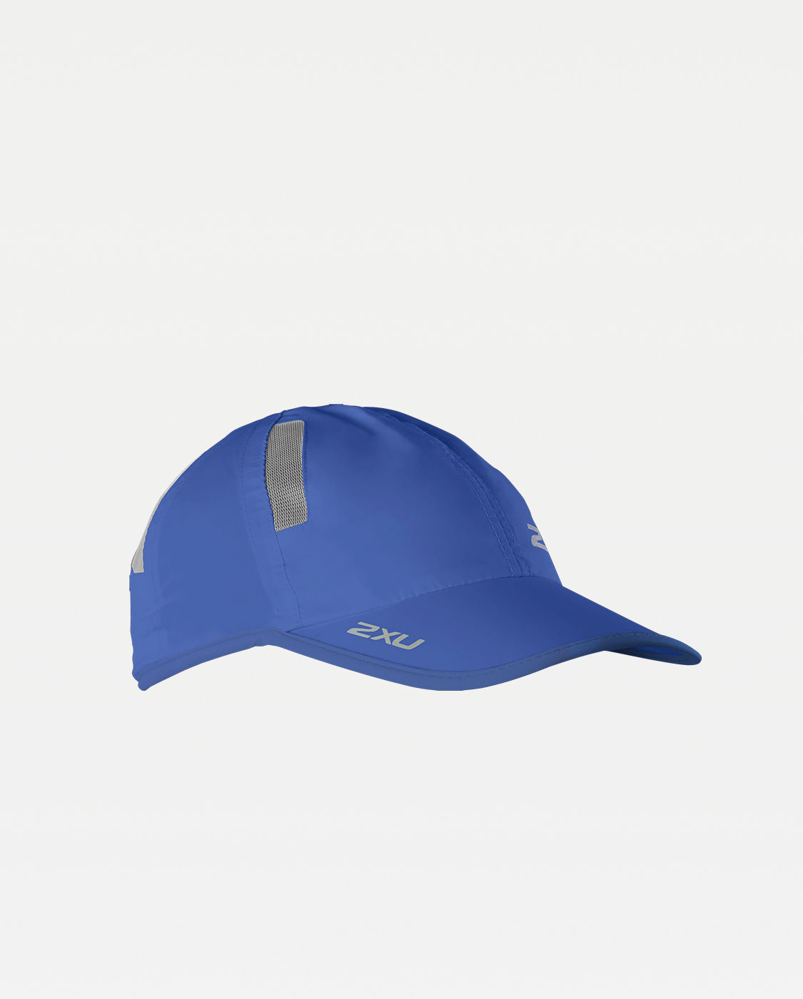Кепка 2XU Run Cap - Cobalt Blue / White