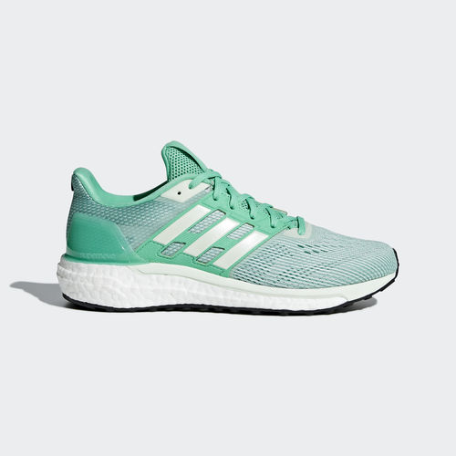 Adidas SUPERNOVA W - Hi-res Green S18 / Aero Green S18 / Grey Three F17