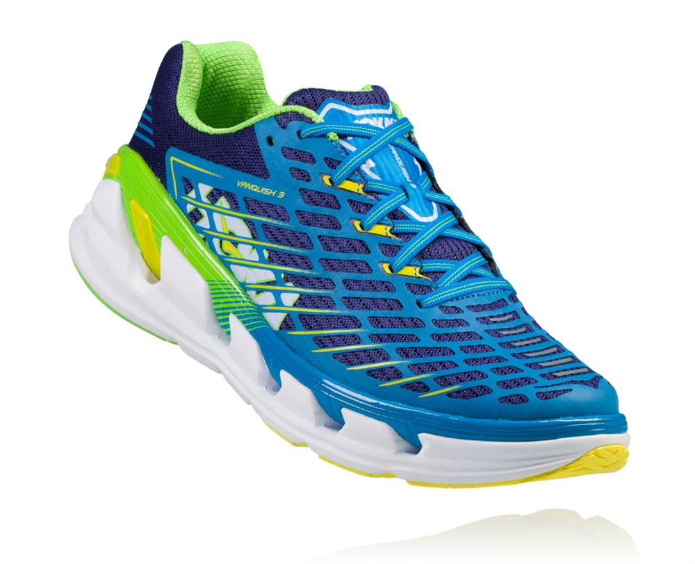 HOKA ONE ONE VANQUISH 3 M - Blue Aster / Blueprint