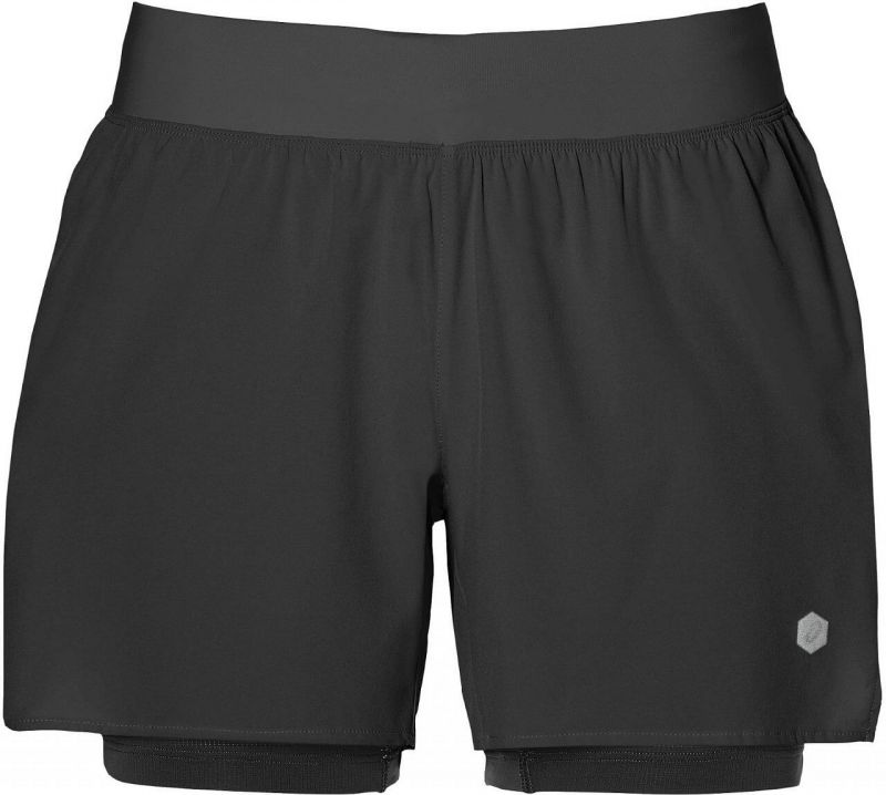 Шорты Asics 2-n-1 5in Short W - Performance Black