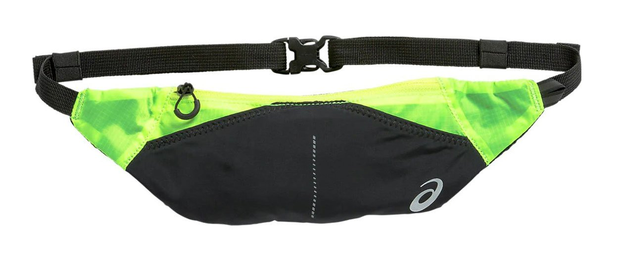 Пояс Asics WAIST POUCH M - Safety Yellow