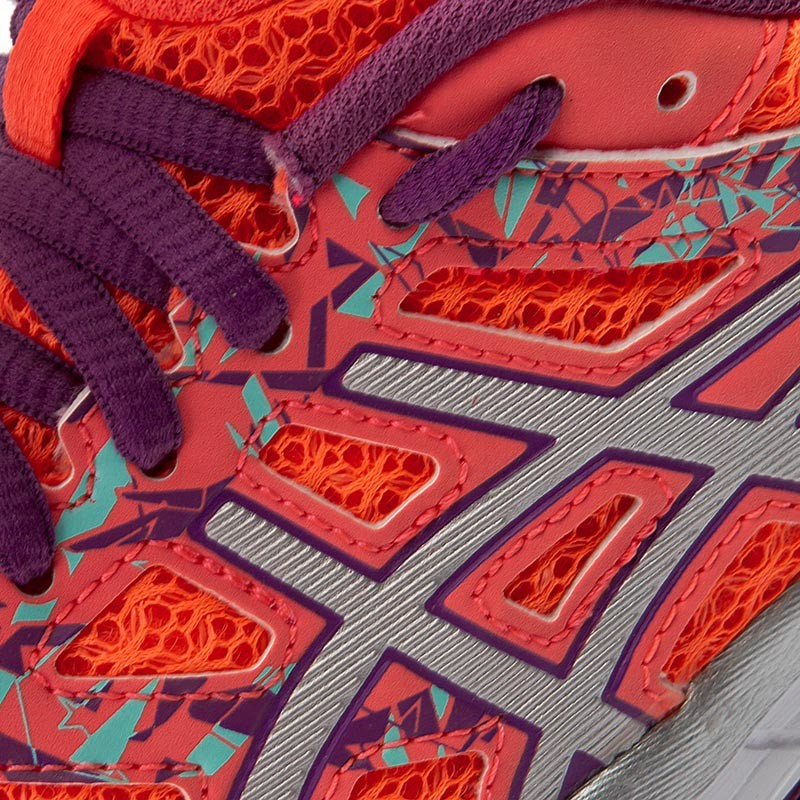 Asics GEL-EXCITE 4 W - Flash Coral / Silver / Orchid