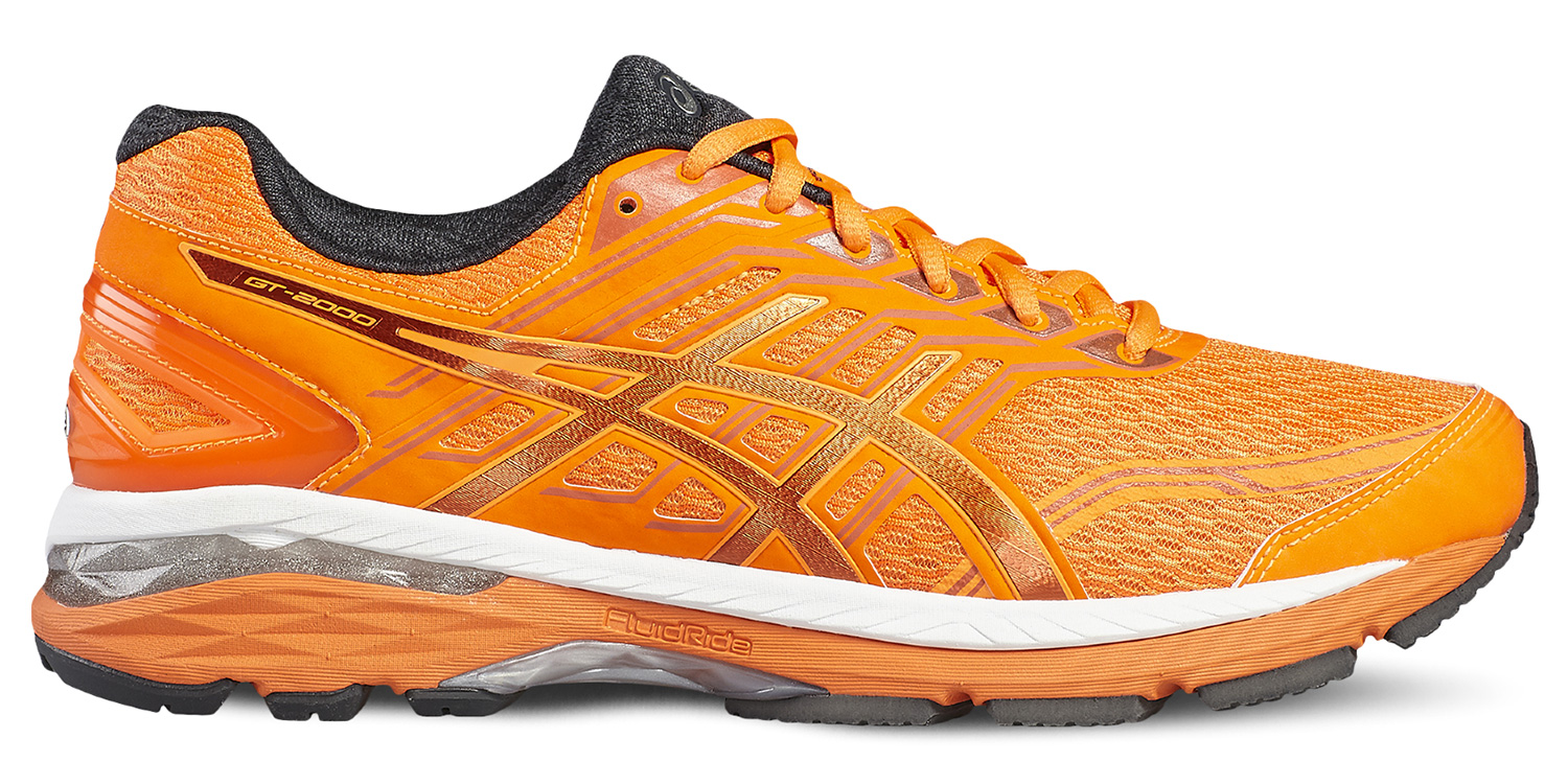 Asics GT-2000 5 T733N M - Shocking Orange / Dark Grey / Spicy Orange