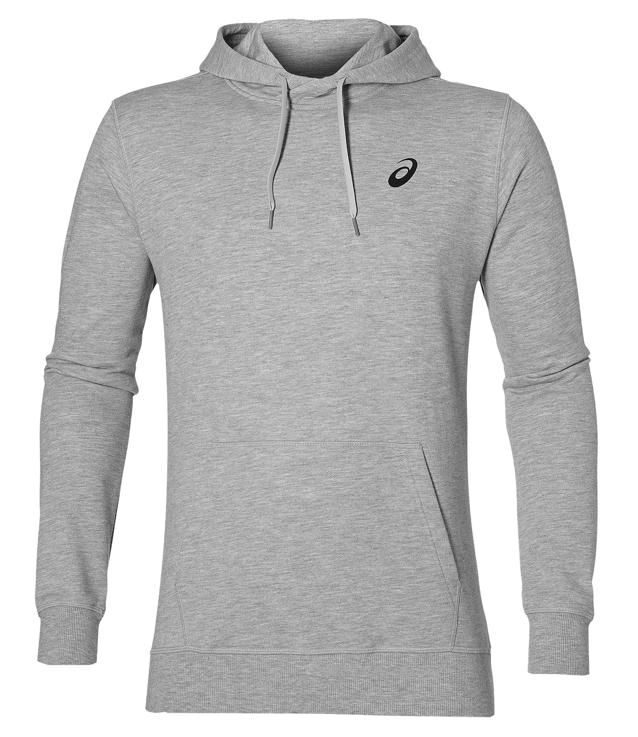 Толстовка Asics Spiral Hoodie M - Heather Grey