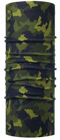 Buff Бандана BUFF ORIGINAL SLIM FIT HUNTER MILITARY