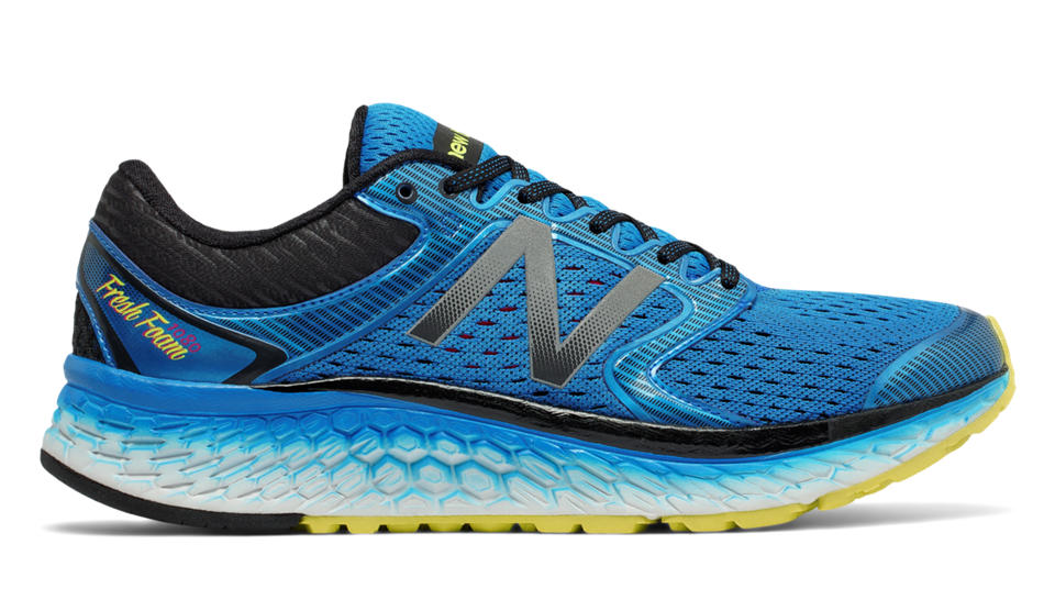 New Balance NB M1080BY7 M - Electric Blue / Hi-Lite