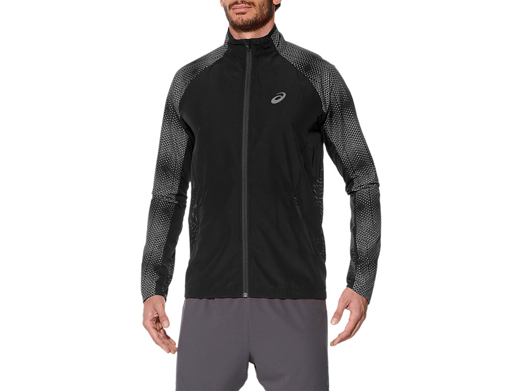 Asics Куртка LITE-SHOW Jacket M  - Performance Black
