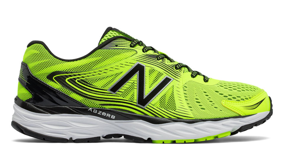 New Balance NB M680LY4 M - Neon Yellow