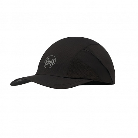Buff Кепка BUFF PRO RUN CAP R-SOLID BLACK