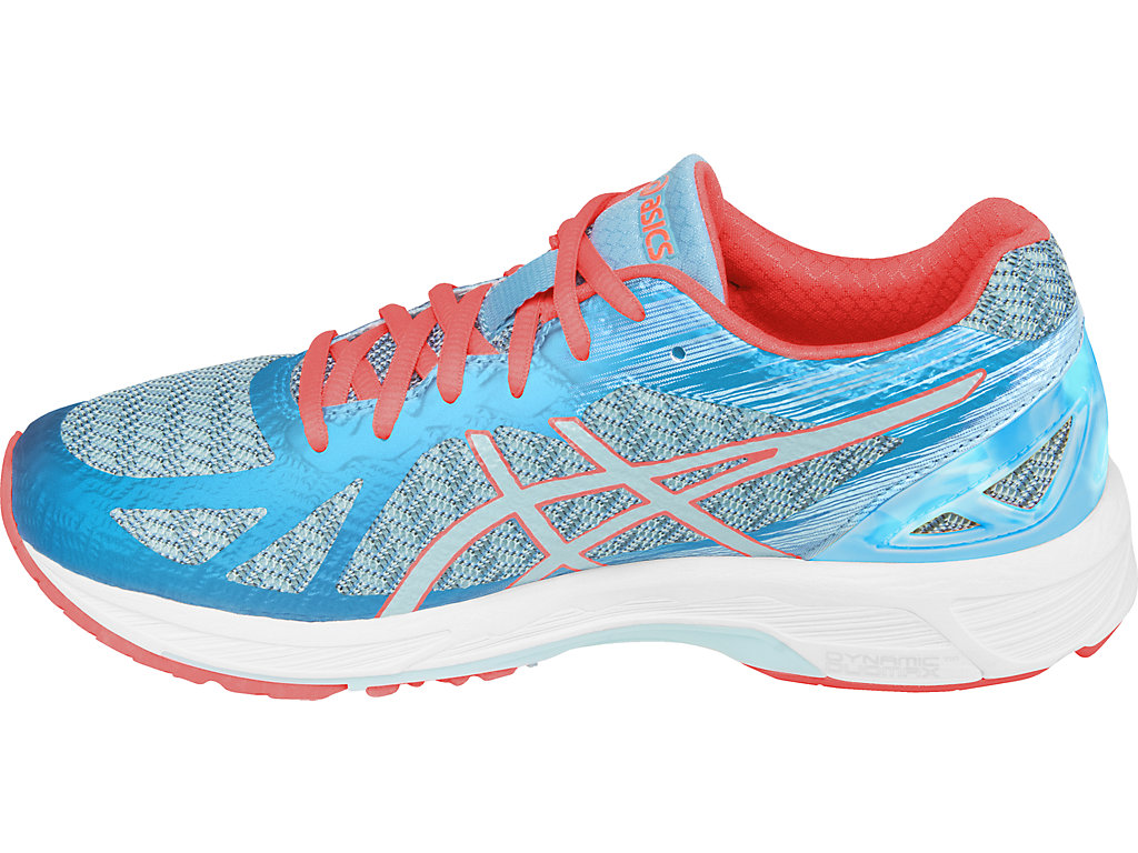 Asics GEL-DS TRAINER 22 W - Aquarium / Aqua Splash / Flash Coral