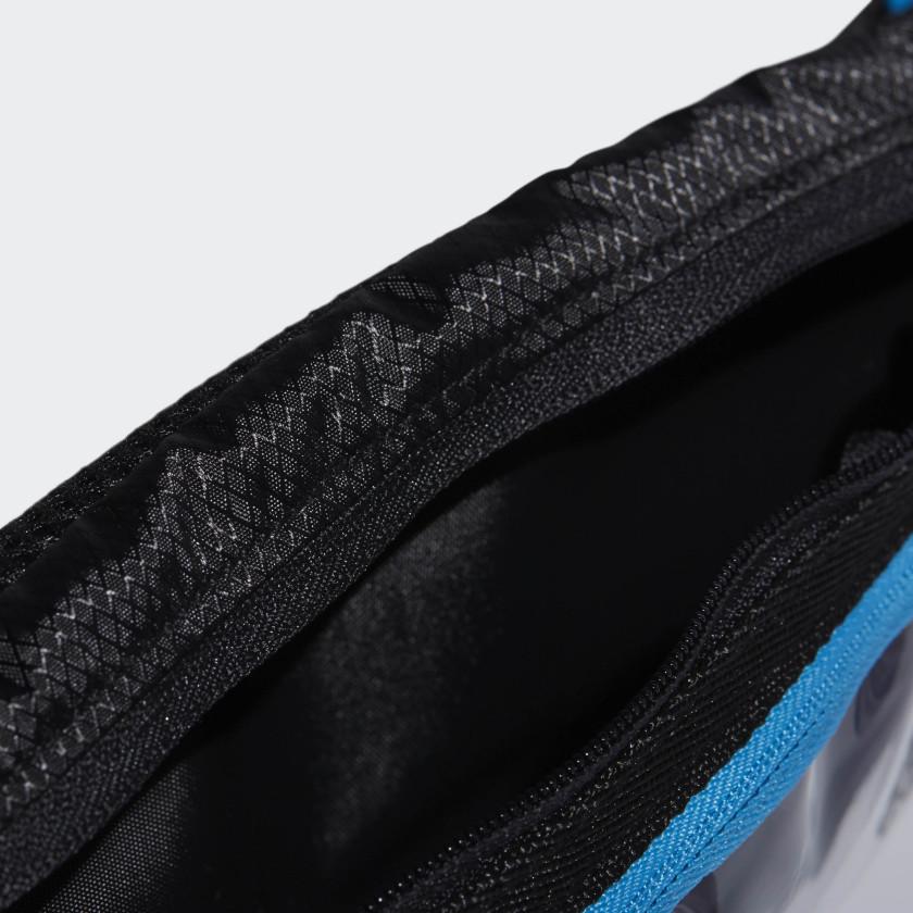 4788f196b908 Сумка на пояс Adidas Run Waist Bag (черная) - купить по низкой цене ...