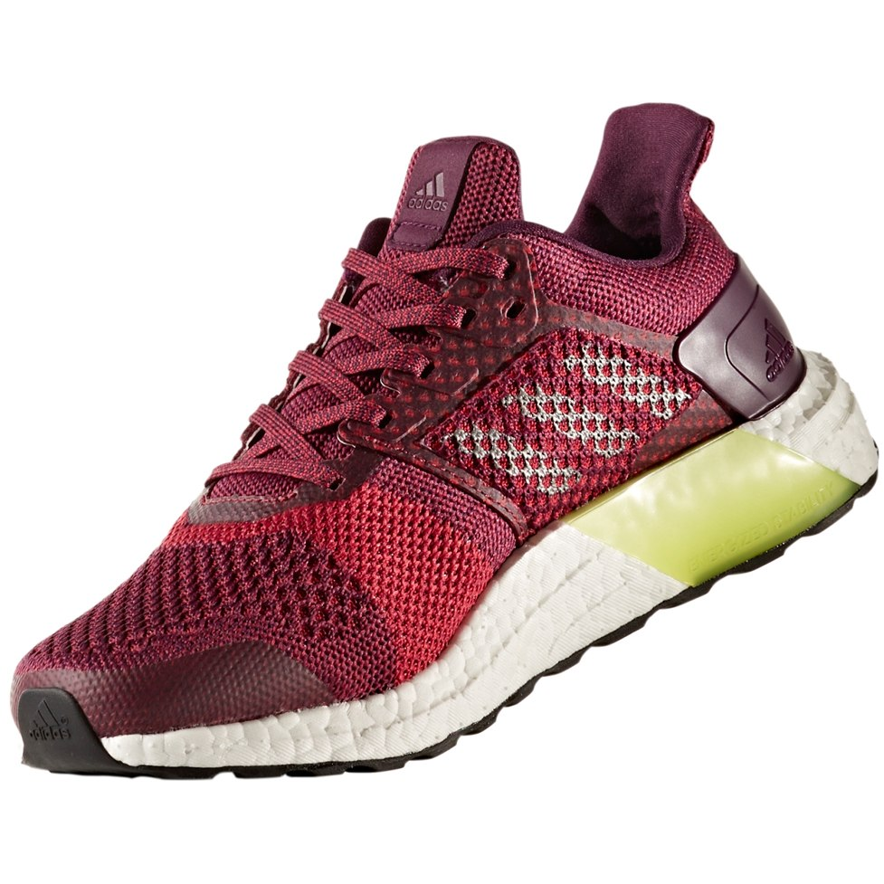 Adidas UltraBOOST ST W - Mystery ruby / Night Met. / Red Night