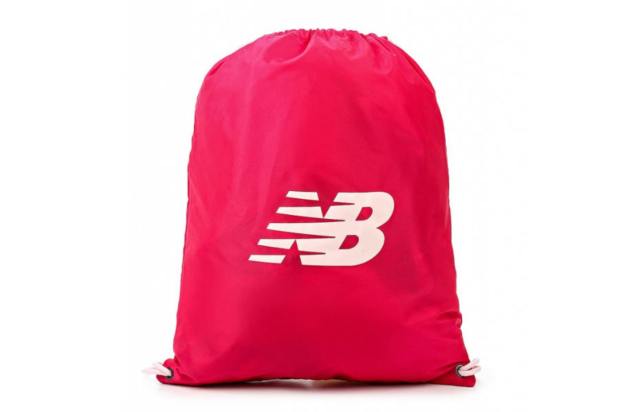 Сумка New Balance CINCH SACK розовая