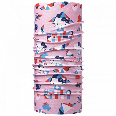 Buff Бандана BUFF HELLO KITTY ORIGINAL CHILD MOUNTAIN LIGHT PINK