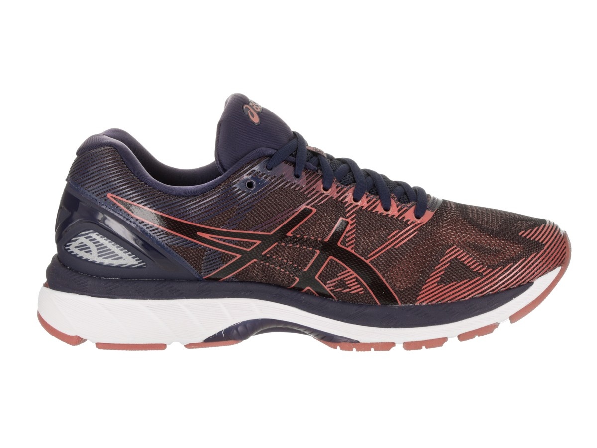 Asics GEL-NIMBUS 19 M - Peacoat / Red Clay / Peacot