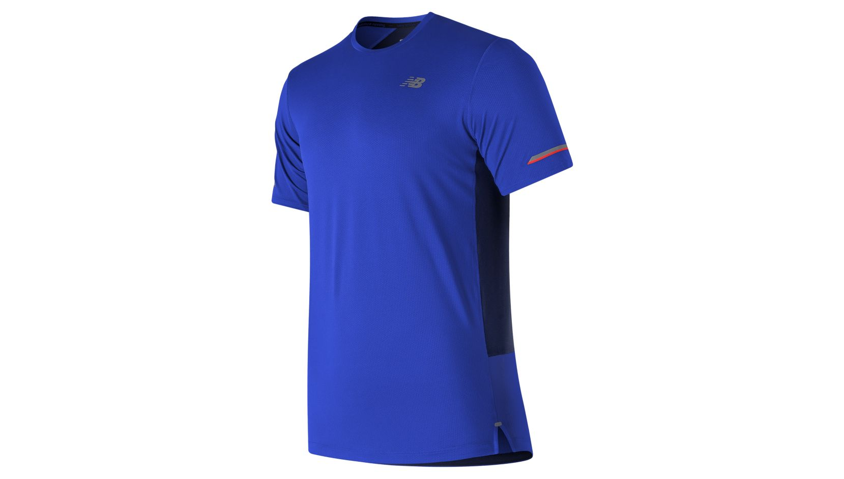 Футболка New Balance Ice 2.0 Short Sleeve M - Blue