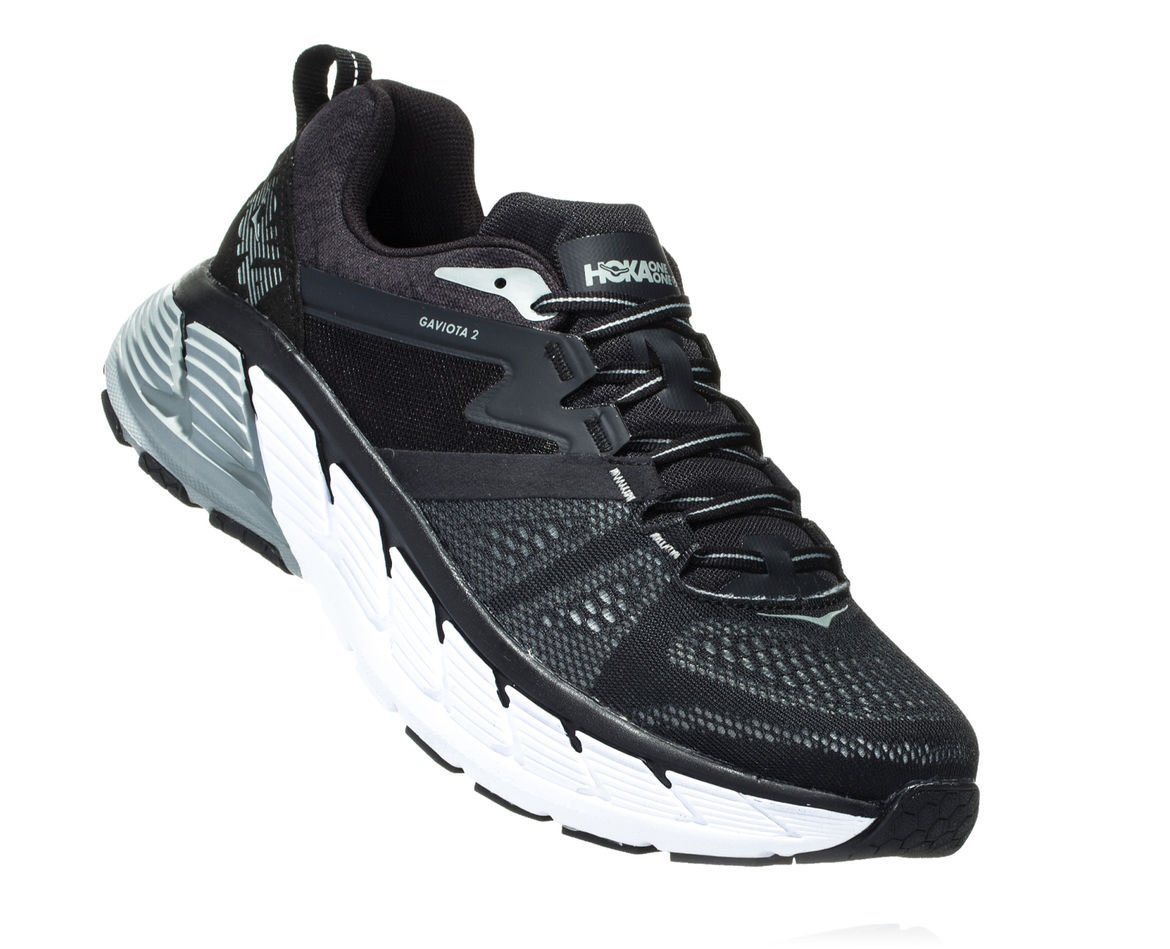 HOKA ONE ONE GAVIOTA  2 M - Black / Wrought Iron