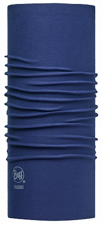 Buff Бандана BUFF UV PROTECTION SOLID ECLIPSE BLUE