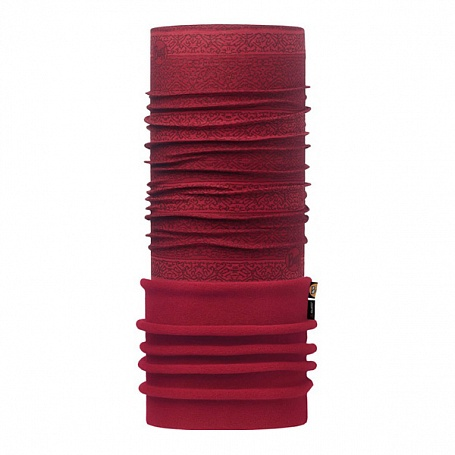 Buff Шарф BUFF POLAR BUFF LUDVIK RED/SAMBA