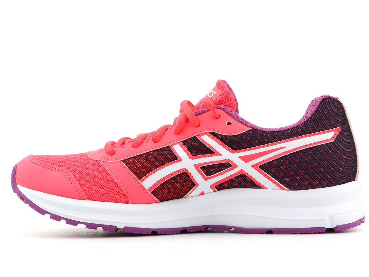 Asics PATRIOT 8 W - Diva Pink / White / Orchid