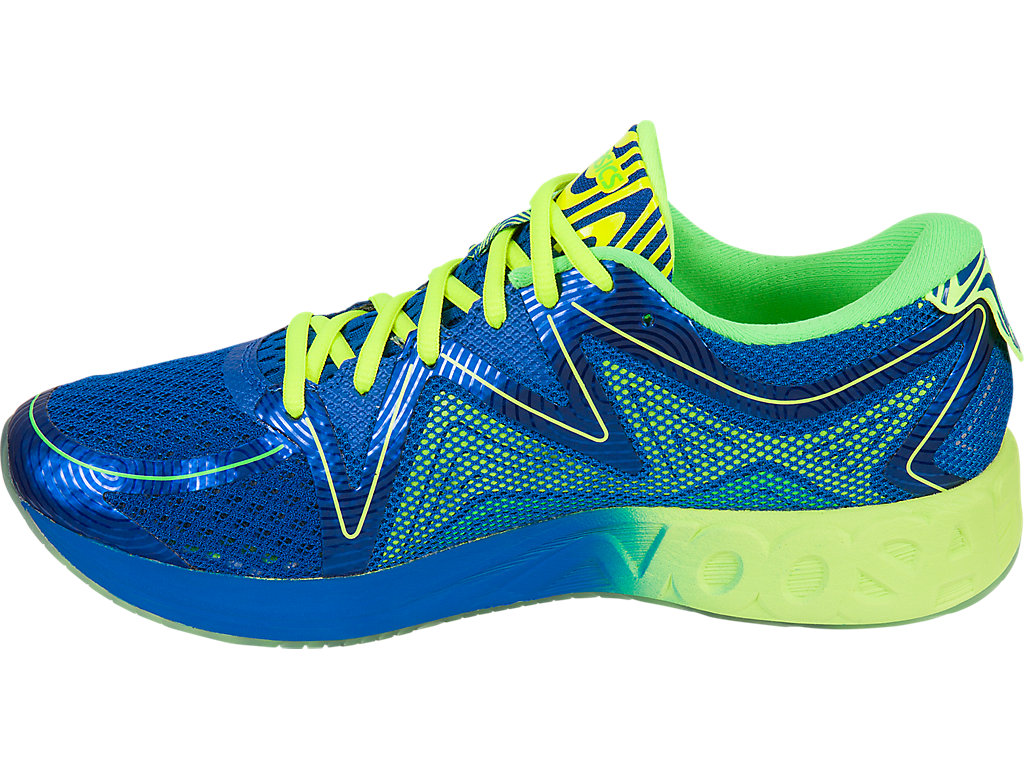 Asics NOOSA FF M - Imperial / Safety Yellow / Green Gecko
