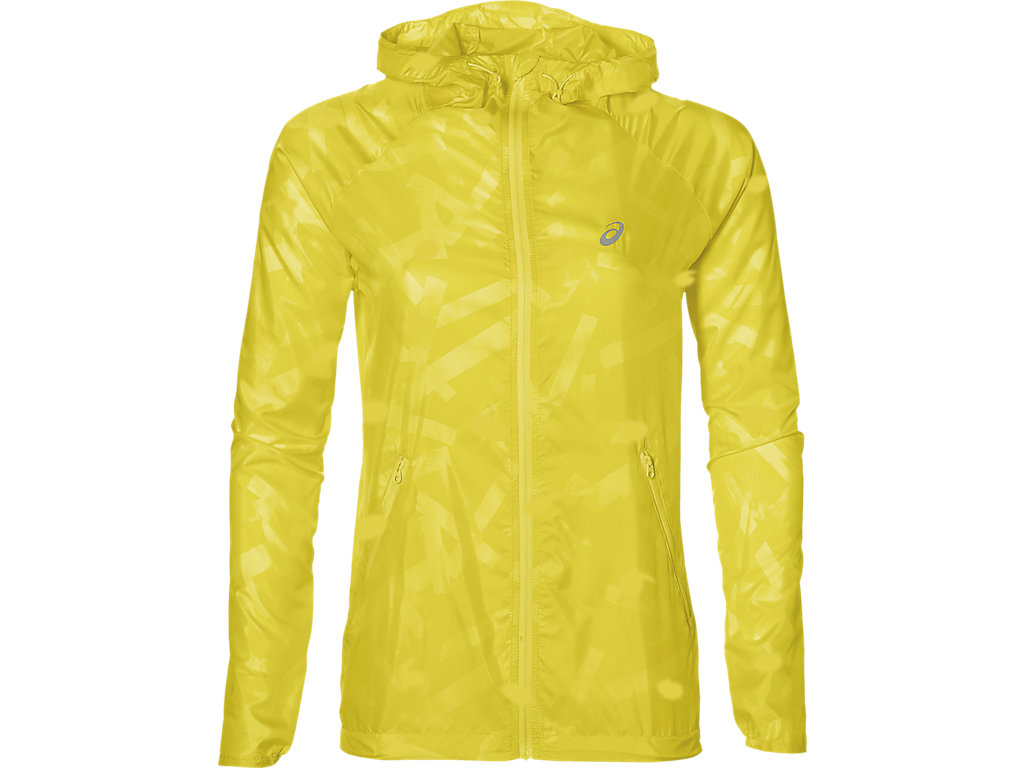 Asics Куртка Fuzex Jacket W - Blazing Yellow