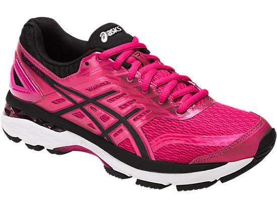 Asics GT-2000 5 W - Cosmo Pink / Black / White