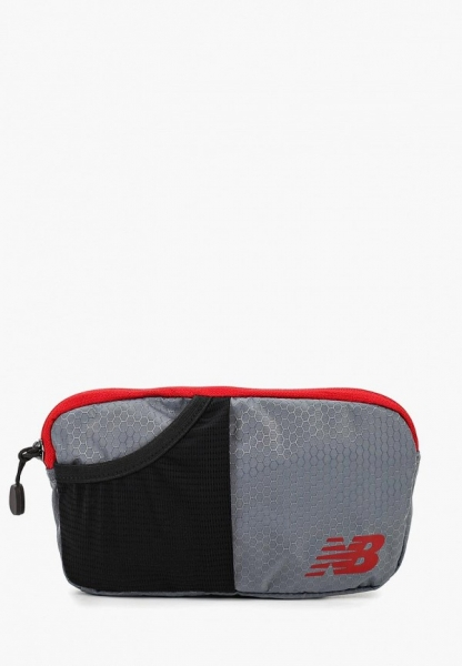 Сумка New Balance Performance Waist Pack - Grey
