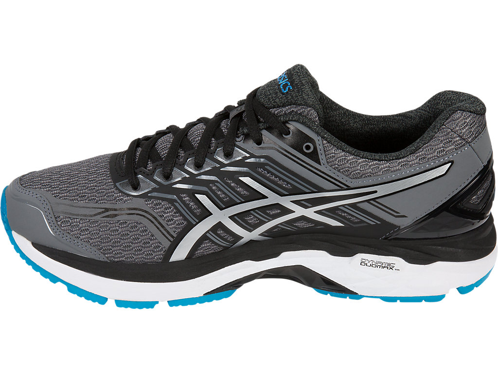 Asics GT-2000 5 M - Carbon / Silver / Island Blue