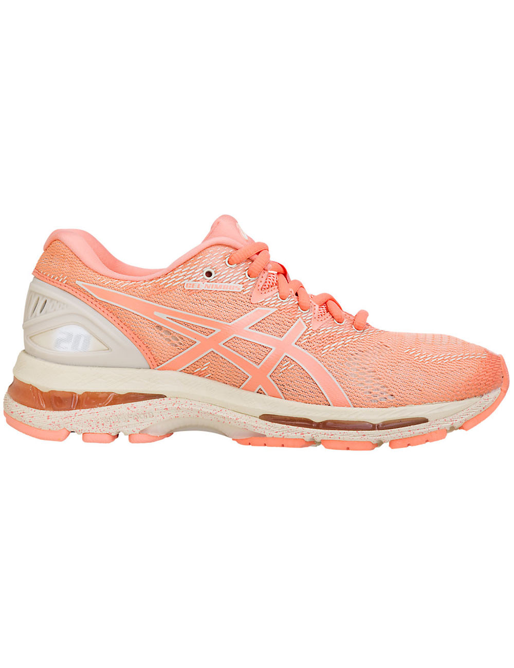 Asics GEL-NIMBUS 20 SP W - Cherry / Coffee / Blossom