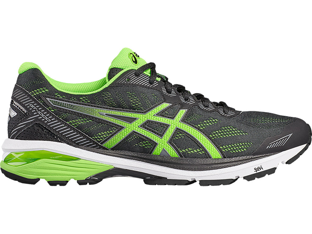 Asics GT-1000 5 M - Black / Green Gecko / Carbon