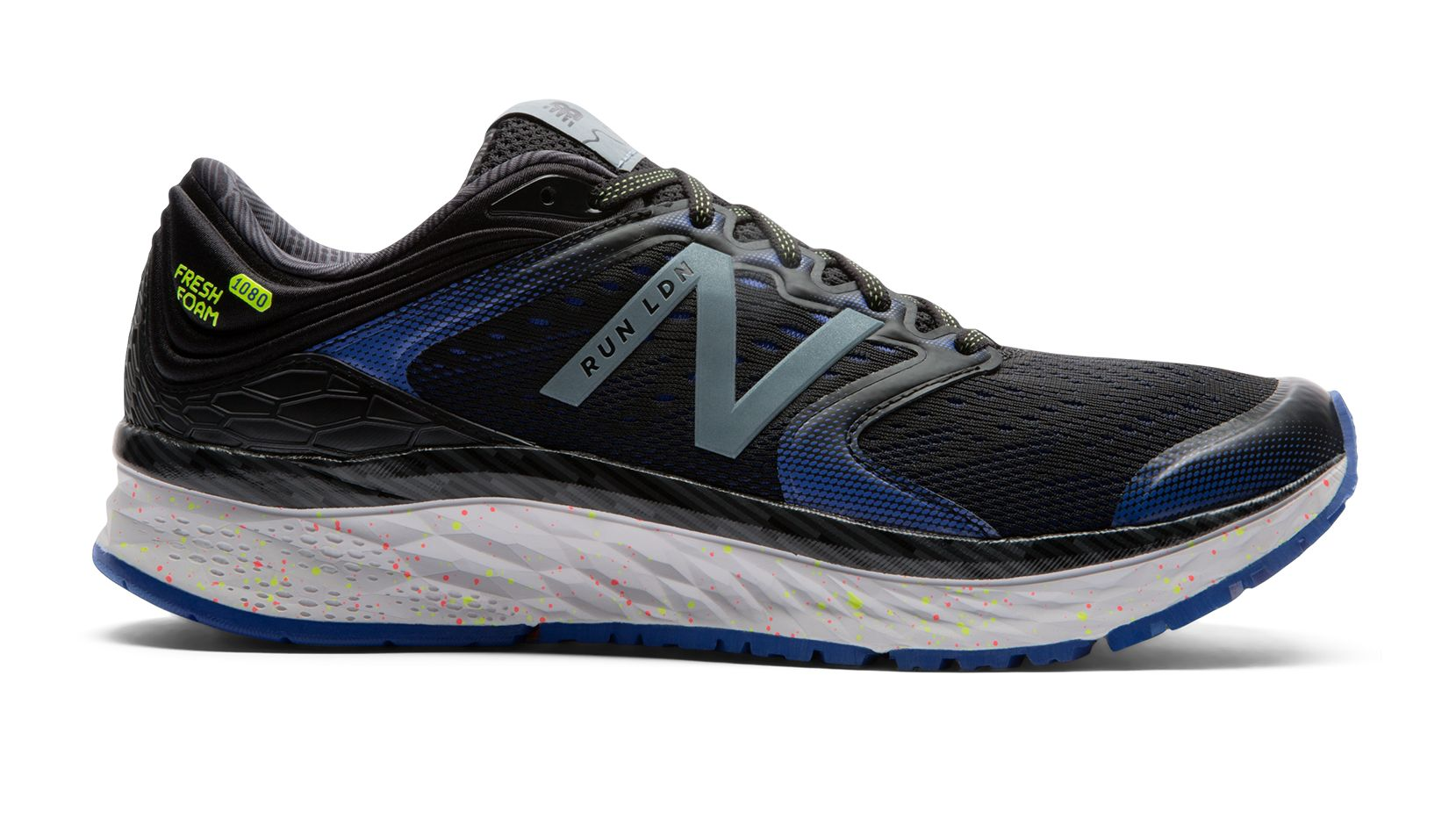 New Balance Fresh Foam 1080v8 London Edition W - Black