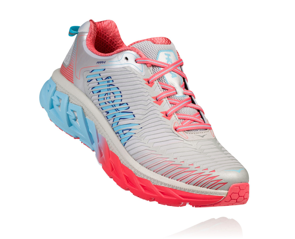 HOKA ONE ONE ARAHI W - Micro Chip / Dubarry