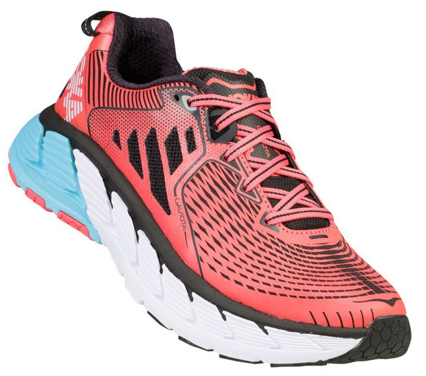 HOKA ONE ONE GAVIOTA W - Anthracite / Dubarry