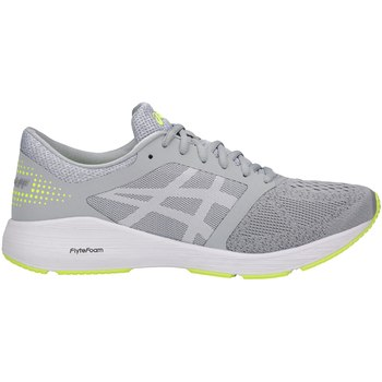 Asics RoadHawk FF M - Mid Grey / White / Safety Yellow