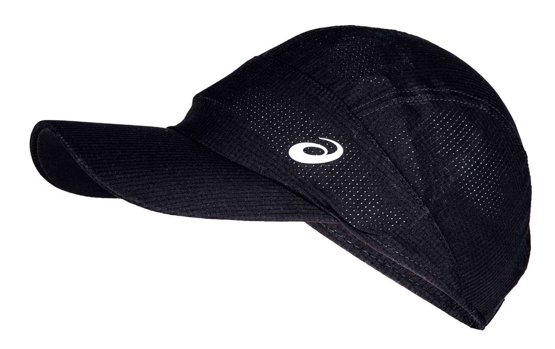 Кепка Asics Lightweight Running Cap - Performance Black