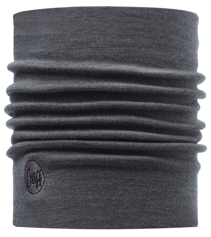 Buff Бандана BUFF HEAVY MERINO WOOL NECKWARMER SOLID GREY