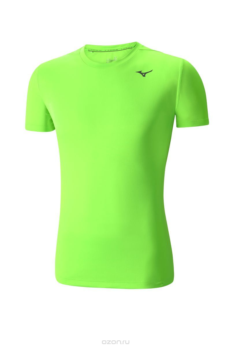 Mizuno Футболка Core Tee M - Green Gecko