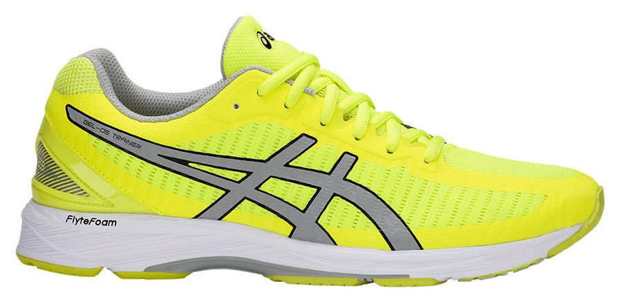 Asics GEL-DS TRAINER 23 M - Safety Yellow / Mid Grey / White