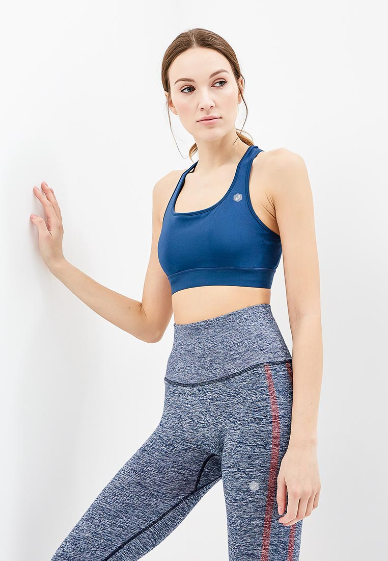 Бра Asics Bra W  - Dark Blue